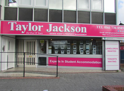 Taylor Jackson Salford