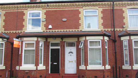 84 Blandford Road, Salford